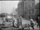 Bauarbeiten Nordstadt