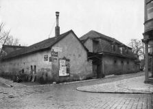 Schützengasse Ecke Hummelstraße