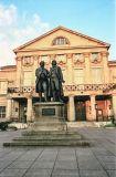 Theater und Fassade