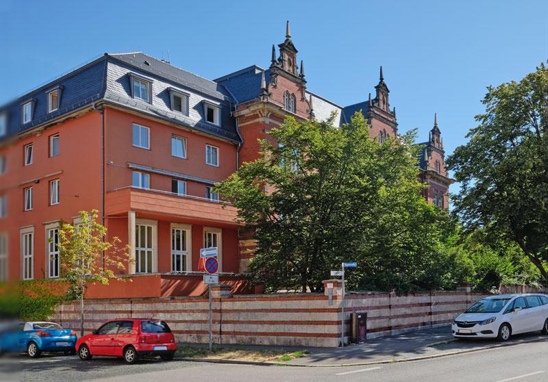 Das »Mutterhaus« des Sophienhauses, 1895-00-00
