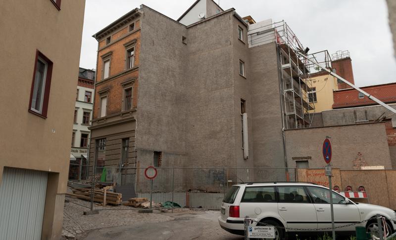 Bauen am Bornberg, 2012-05-12
