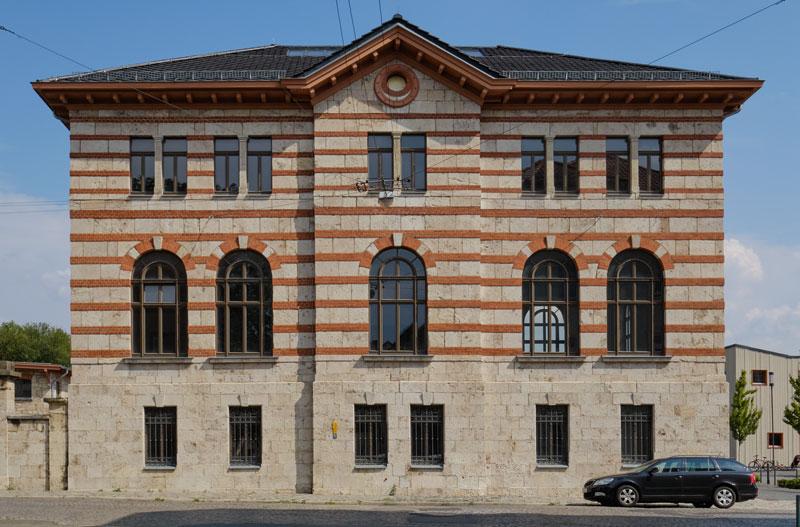 Schlachthof Verwaltungsgebäude, 1900-00-00