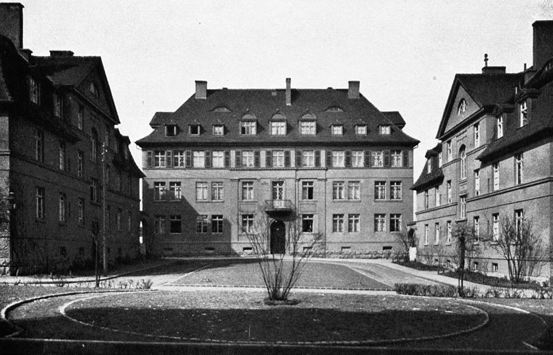 Beamtenwohnhäuser II, 2017-12-08
