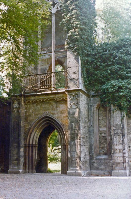 Ruine Tempelherrenhaus, 2013-06-07