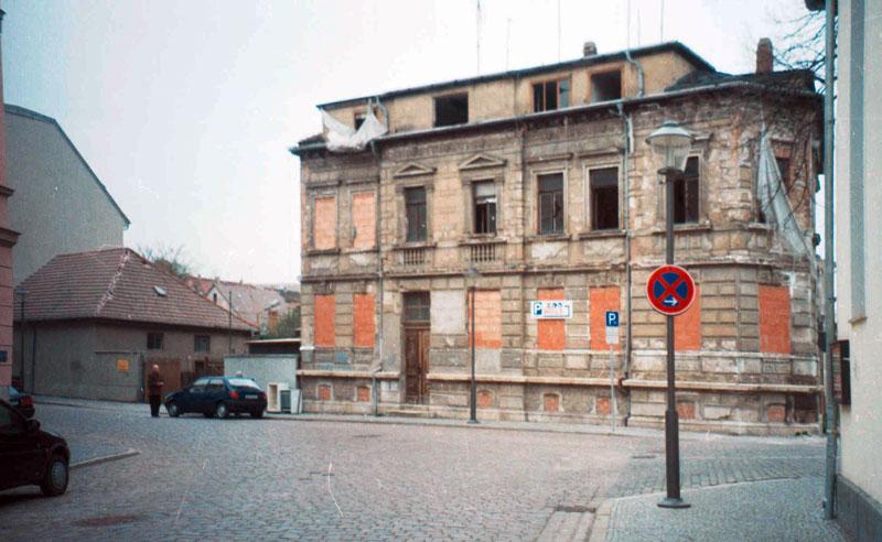 Neues Haus auf altem Sockel, 2017-03-03