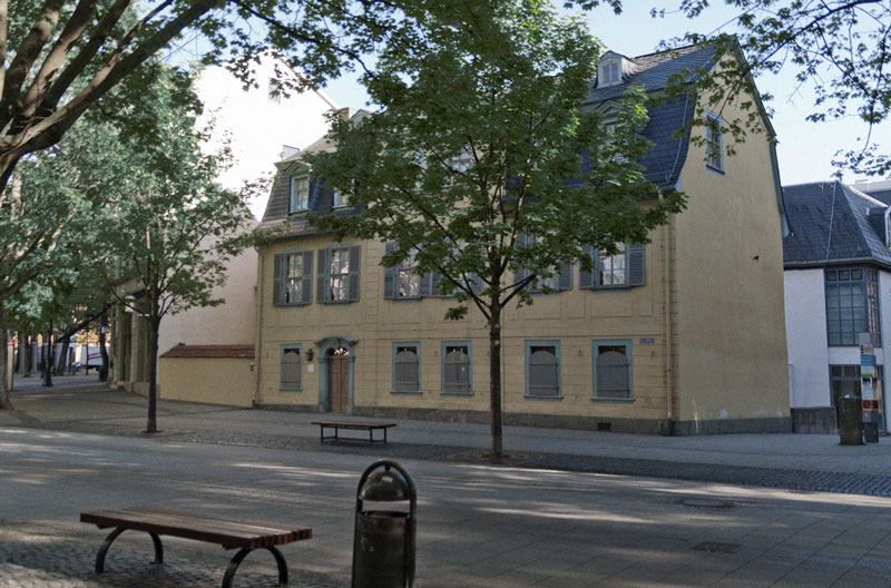 Schillerhaus, Neugasse, 1950-00-00