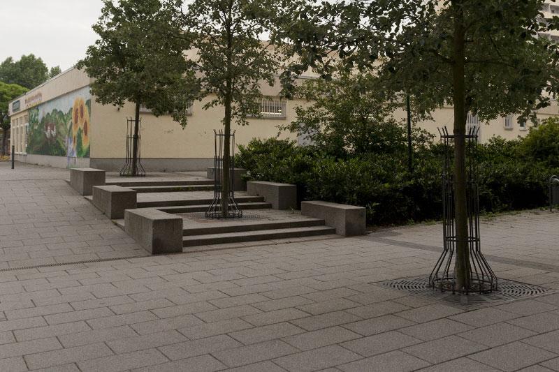 Straßburger Platz, 1987-05-00
