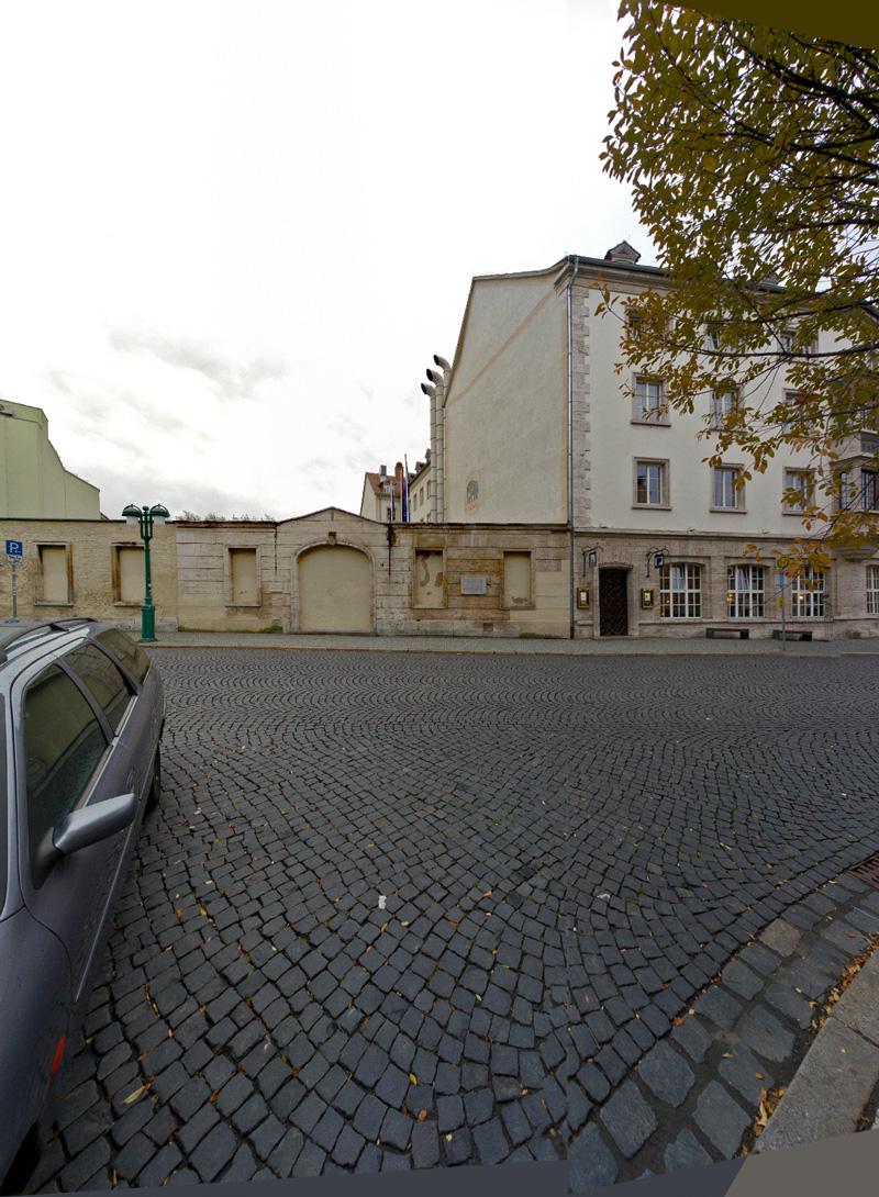 Hotel Erbprinz, 1980-00-00