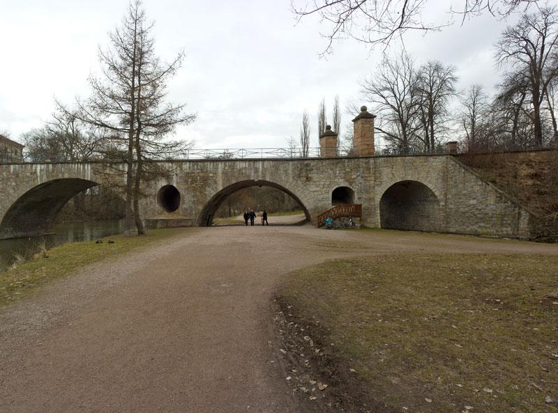 Sternbrücke von Süden, 1986-00-00