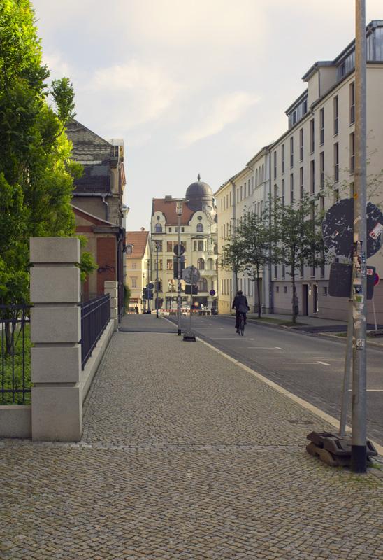 Amalienstraße zum Hansa-Haus, 1982-08-00