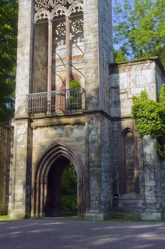Ruine Tempelherrenhaus, 1982-08-00