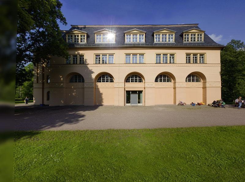 Westfassade Reithaus, 1994-00-00