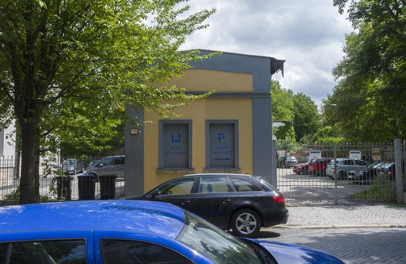 Parkplatz Prellerstraße, 1999-00-00