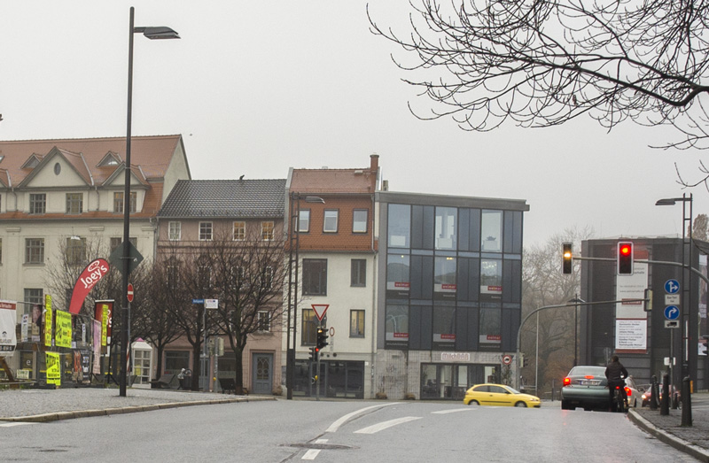 Friedensstraße 1 und 3, 1960-00-00