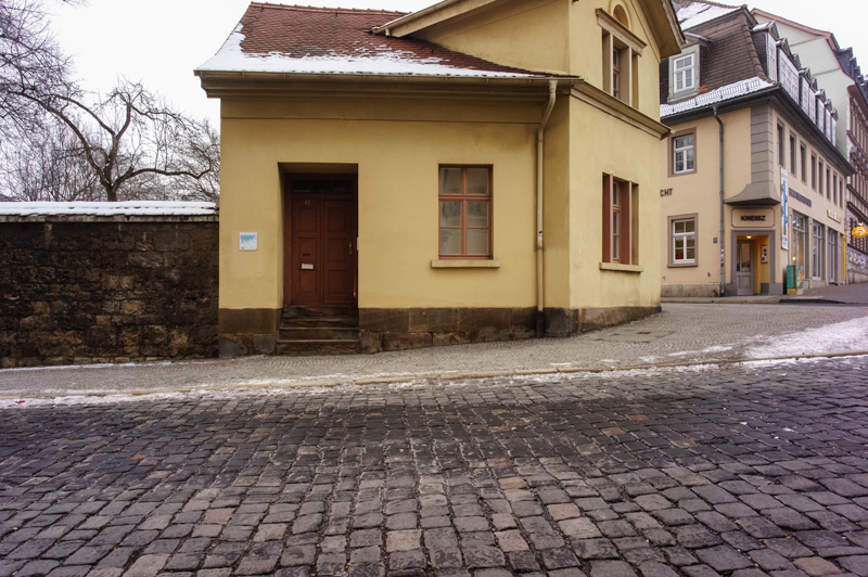 Das versunkene Torhaus, 2015-01-15