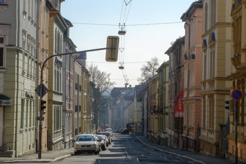 Die Bertuchstraße, 1988-03-00