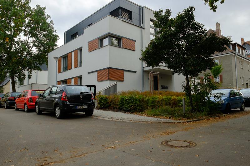 Baracken in der Bodestraße, 2012-03-09