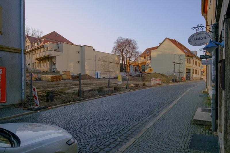 Lückenfüller in der Jakobstraße, 2018-04-19