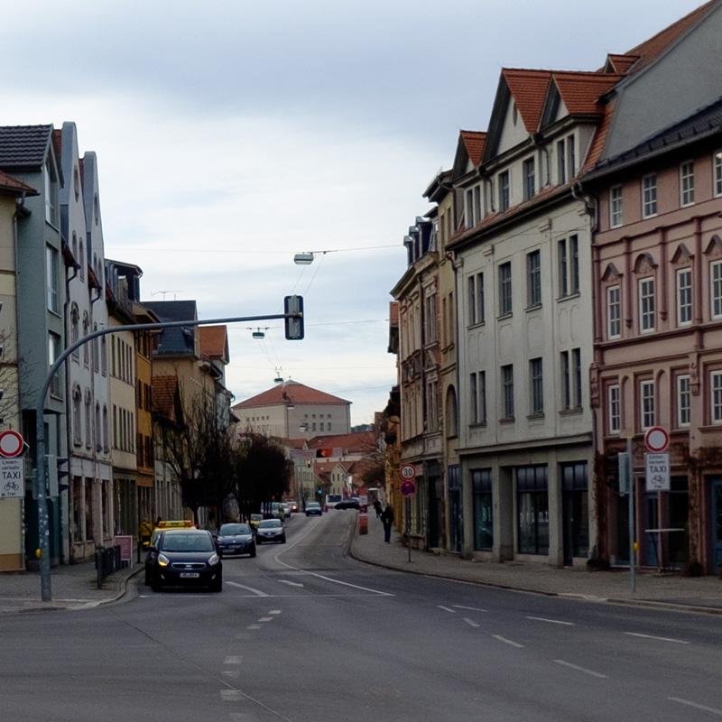 Karl-Liebknecht-Straße, 1993-00-00
