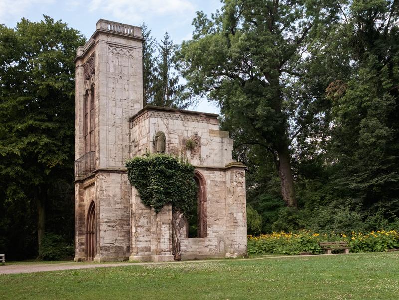 Tempelherrenhaus, 1944-07-00