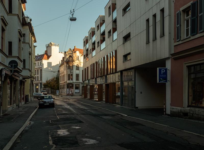 Der Platz an der Schützengasse, 1995-00-00