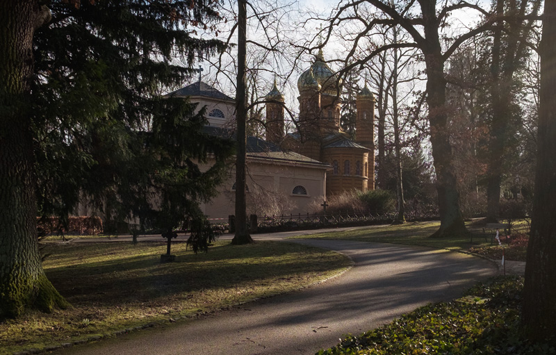 Fürstengruft und Russisch-Orthodoxe Kapelle, 1890-00-00