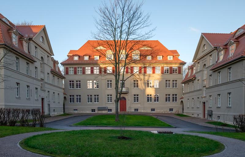 Beamtenwohnhäuser II, 1928-00-00