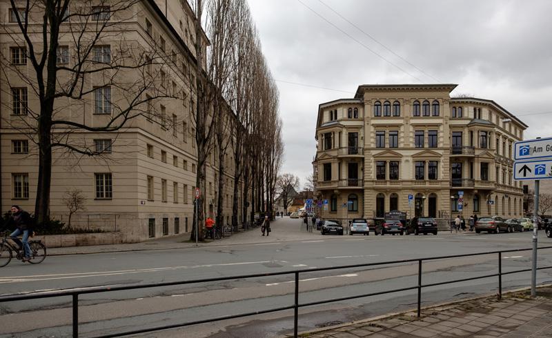 Blick in die Dingelstedtstraße, 1906-00-00