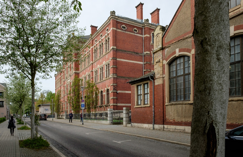 Neues Wilhelm-Ernst-Gymnasium, 1890-00-00