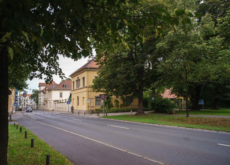 Marienstraße bis zum Wielandplatz, 1910-00-00