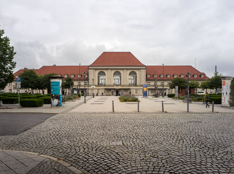 Alter und neuer Hauptbahnhof, 1905-00-00