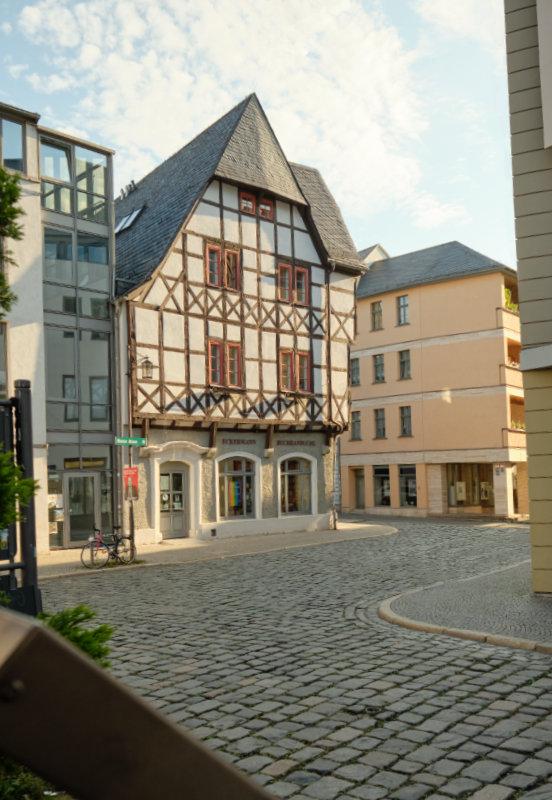 Das entkernte Löschhaus, 1996-00-00