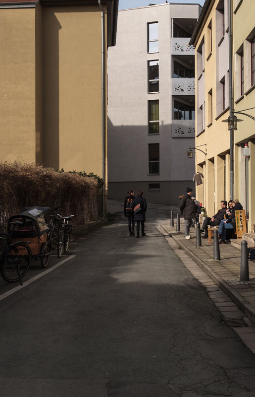 Bornberg vor dem Verfall, 1975-00-00