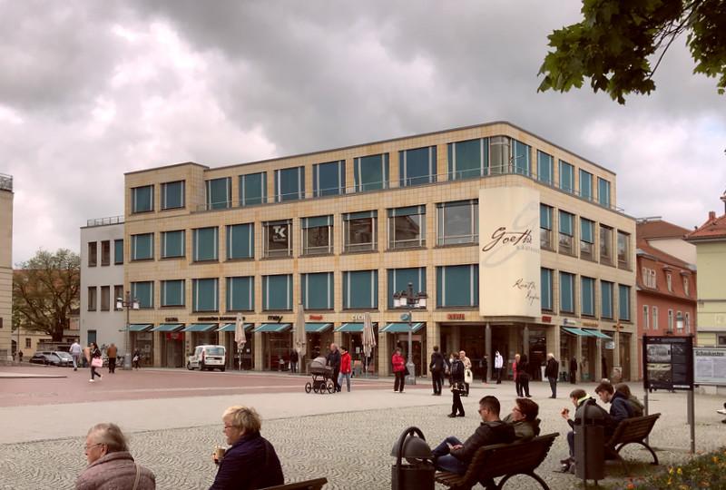 Platz am Theaterplatz, 1995-09-00