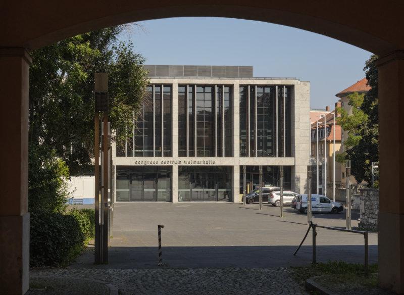 Zwei Weimarhallen, 1979-00-00