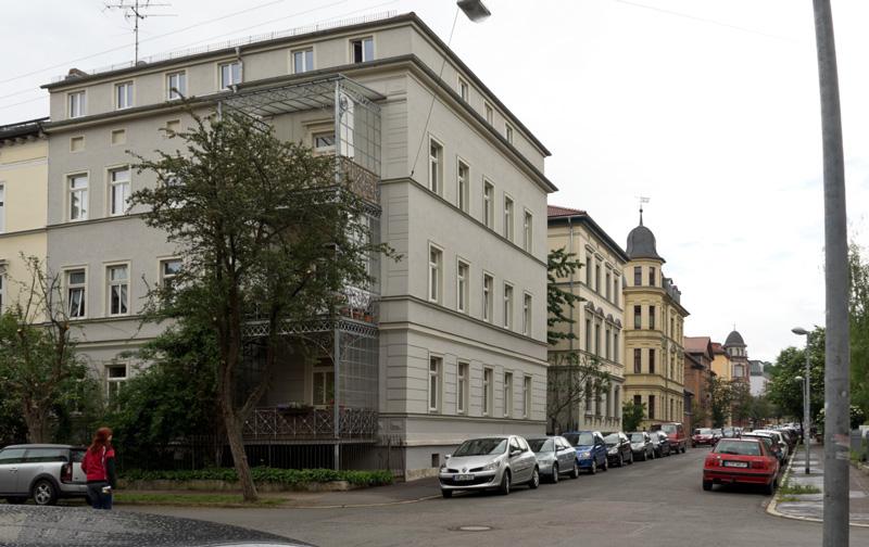 Lisztstraße 9, Ecke Schubertstraße, 1895-00-00