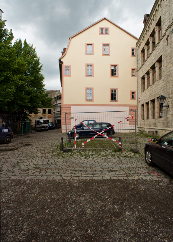 Herderhaus Ostfassade, 1990-00-00