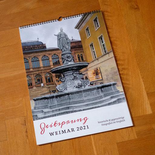 Zeitsprung Kalender 2020