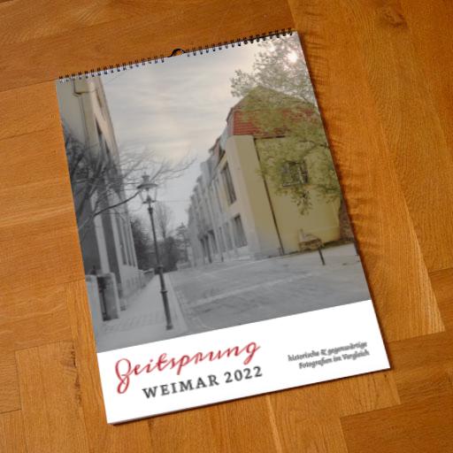 Zeitsprung Kalender 2022